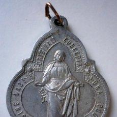 Antigüedades: ORIGINAL MEDALLA DOBLE CARA. Lote 26897979