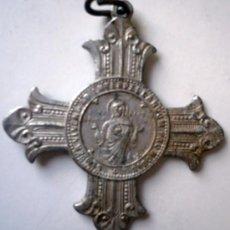 Antigüedades: ORIGINAL MEDALLA DOBLE CARA. Lote 26897980
