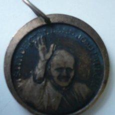 Antigüedades: ANTIQUISIMA MEDALLA DOBLE CARA MINIATURA. Lote 19403241