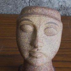 Antigüedades: BUSTO DE CERÁMICA .. THE ARCHACOLOGICAL. Lote 24388410