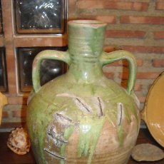 Antigüedades: CANTARO DE SEGORBE. Lote 25899101