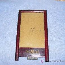 Antigüedades: PORTAFOTOS DE MADERA. Lote 39240528