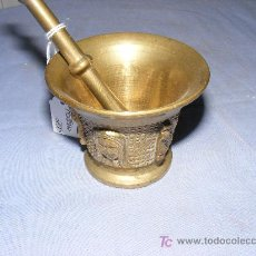 Antigüedades: MORTERO. Lote 27575579