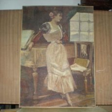 Antigüedades: TAPIZ. Lote 26806801
