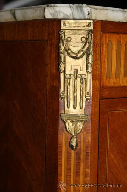 Antigüedades: SECRETER TARACEA ,LUIS XV REF.4384 - Foto 11 - 27255400