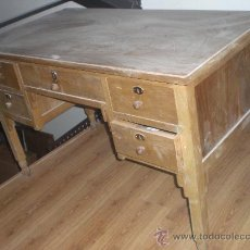 mesa de despacho estilo frances