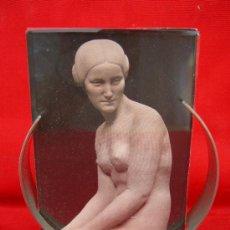 Antigüedades: PORTAFOTOS ART - DECO. Lote 15539255