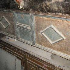 Antigüedades: ARCA O BAÚL CATALAN DEL S. XVIII PINTADO PRECIO REDUCIDO. Lote 27537996