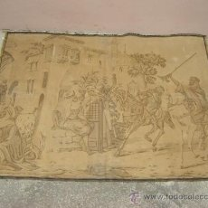 Antigüedades: TAPIZ ANTIGUO ARABE. Lote 13978580