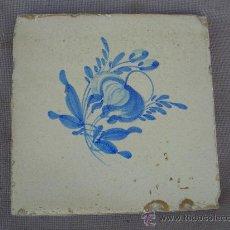 Antigüedades - AZULEJO MANISES S. XVIII - 17988429