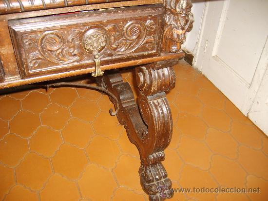 Antigüedades: Detalle mesa - Foto 5 - 26034173