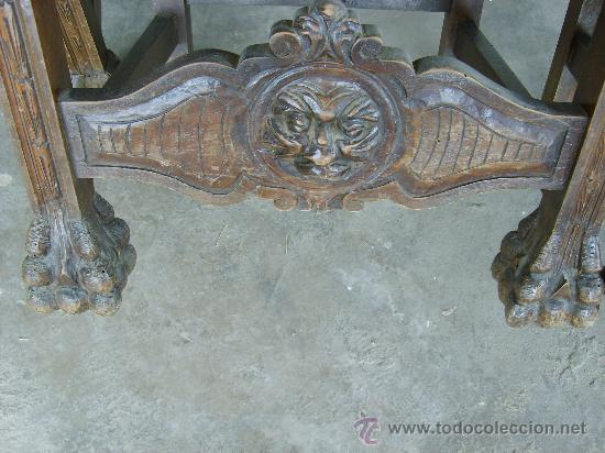 Antigüedades: Detalle silla - Foto 21 - 26034173
