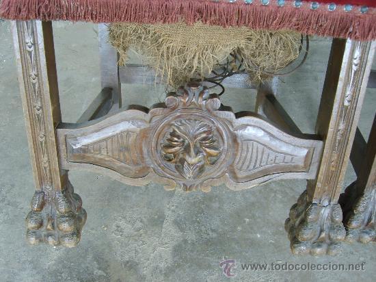 Antigüedades: Detalle silla - Foto 22 - 26034173