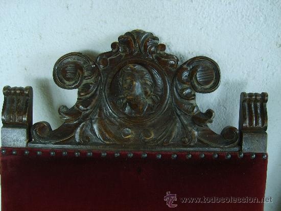 Antigüedades: Cabezal silla - Foto 23 - 26034173