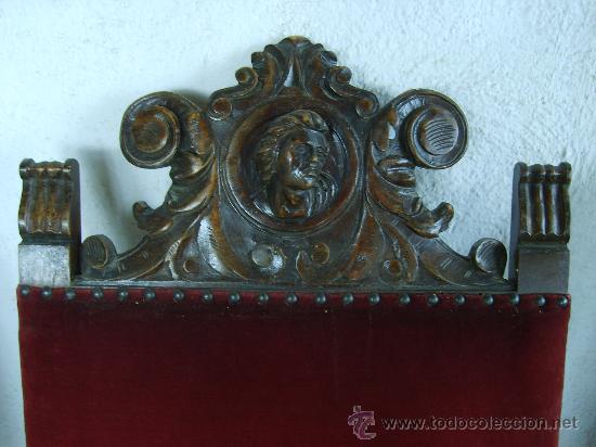 Antigüedades: Cabezal silla - Foto 24 - 26034173