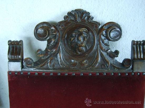 Antigüedades: Cabezal silla - Foto 25 - 26034173