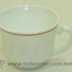 Antigüedades: TAZA DE CAFÉ MARCA ARCOPAL-MEDIDA 6,5*5 CMS.. Lote 14116699