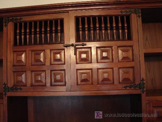 Antigüedades: aparador estilo castellano. - Foto 3 - 26758729