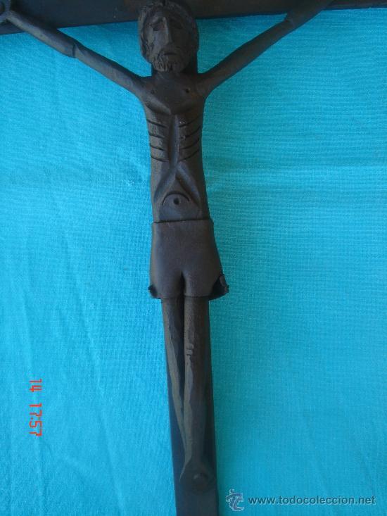 Antigüedades: VISTA CRUCIFICADO - Foto 2 - 26903744