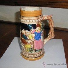 Antigüedades: JARRA CERVEZA. Lote 27038030