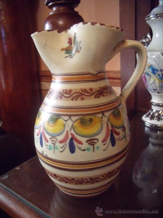 TALAVERA SIGLO XIX. (Antigüedades - Porcelanas y Cerámicas - Talavera)