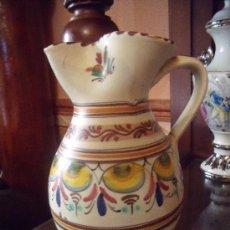 Antigüedades: TALAVERA SIGLO XIX.. Lote 23644455