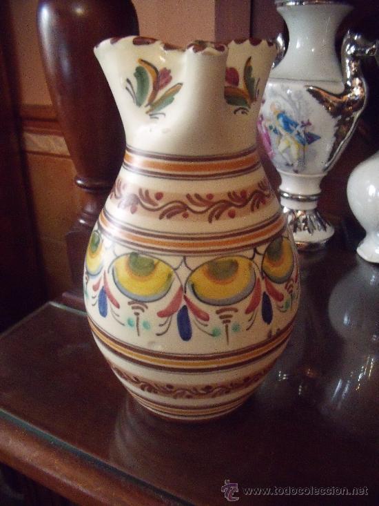 Antigüedades: TALAVERA SIGLO XIX. - Foto 2 - 23644455