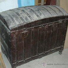 Antigüedades: BAUL DEL SIGLO XIX . Lote 118327918