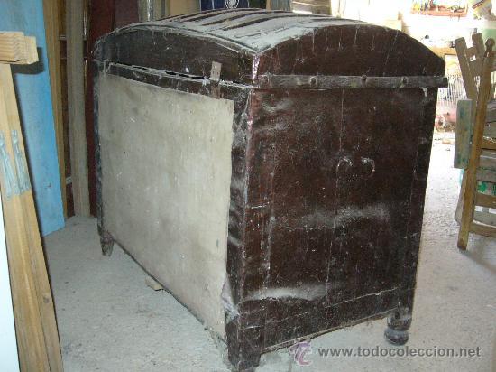 Antigüedades: Baul del siglo XIX - Foto 2 - 118327918