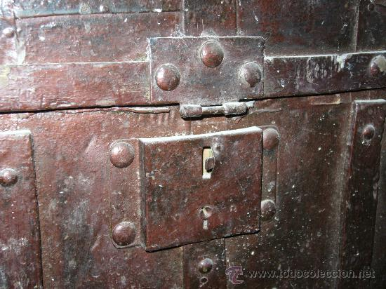 Antigüedades: Baul del siglo XIX - Foto 3 - 118327918