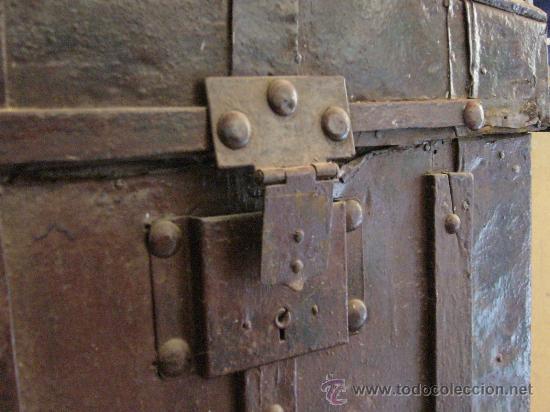 Antigüedades: Baul del siglo XIX - Foto 4 - 118327918