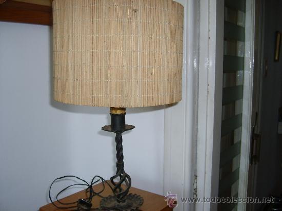 LÀMPARA AÑOS 60 (Antigüedades - Iluminación - Lámparas Antiguas)