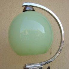 Antiguidades: LAMPARA ANTIGUA DE MESILLA. AÑOS 30-40. Lote 27600988