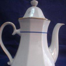 Antigüedades: CAFETERA PORCELANA BAVARIA, . Lote 27286451