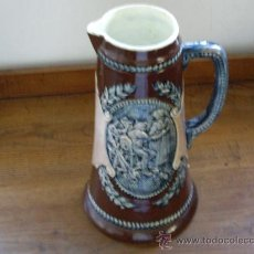 Antigüedades: JARRA DE CERVEZA ALEMANA. Lote 27109008