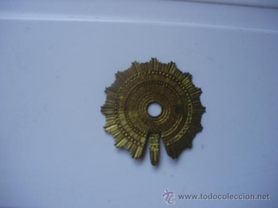 Antigüedades: CORONA DE LA VIRGEN DEL PILAR. - Foto 2 - 17386200