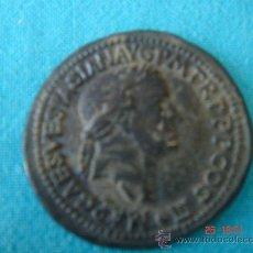 Antigüedades: SESTERCIO DE VESPASIANO -RÉPLICA, PARA JOYERÍA-. Lote 27436529