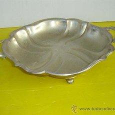 Antigüedades: BANDEJA DE ALPACAR. Lote 15174192