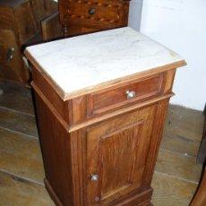 Antigüedades: MESITA DE NOCHE . Lote 15404340