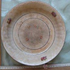Antigüedades: FUENTE LEGUMBRERA CHINA OPACA SEVILLA. Lote 17739850