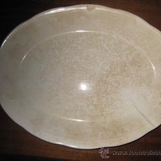 Antigüedades: FUENTE CHINA OPACA. Lote 17774952