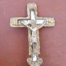 Antigüedades: CRUZ DE METAL . Lote 27252947