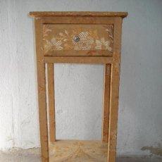 Antigüedades: MESA ENTELADA. Lote 27106114