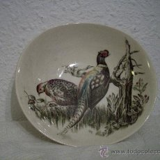 Antigüedades: PLATO INGLES GAME BIRDS, DE JOHNSON BROTHERS. Lote 26184313