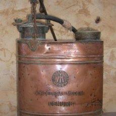 Antigüedades: SULFATADORA DE COBRE ANTIGUA, APERO DE LABRANZA ,,,APE365. Lote 54209893