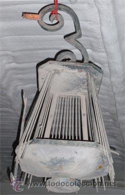 Antigüedades: Visto de lado. Faltan algunas varillas - Foto 4 - 21233387