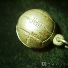 Antigüedades: BALON DE PLATA DE LOS AÑOS 30 ,PORTARETRATO.. Lote 27291711