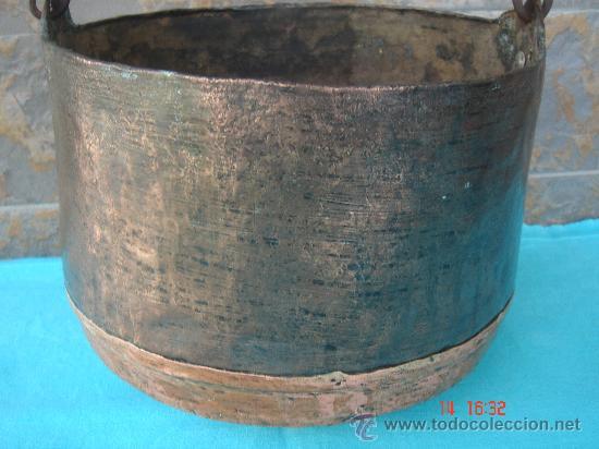 Antigüedades: VISTA DE LA PIEZA DE COBRE - Foto 2 - 26916978