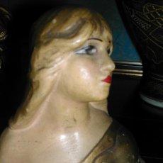 Antigüedades: FIGURA ART DECÓ. Lote 27127864