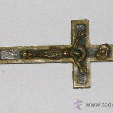 Antigüedades: CRUCIFIJO DEL SIGLO XIX. Nº 11.. Lote 16191003